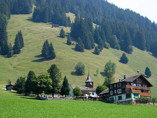 L'Etivaz (Pays-d'Enhaut).