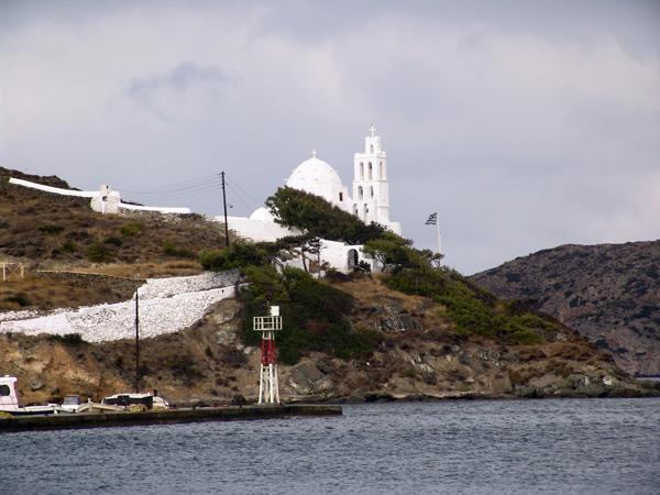 Aspects de Ios, l'île de la fête sans fin, 2009.