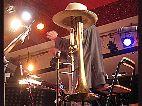 Montreux Jazz Festival 2003: Jean-François Bovard & Bovard Orchestra, July 18, Casino Barrière