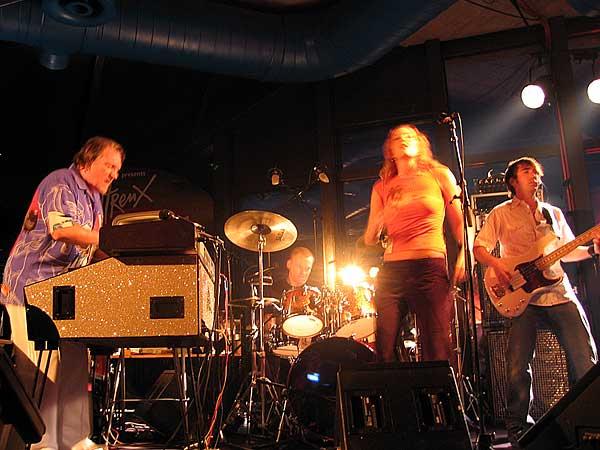 Montreux Jazz Festival 2003: Brian Auger, July 9, Montreux Jazz Club