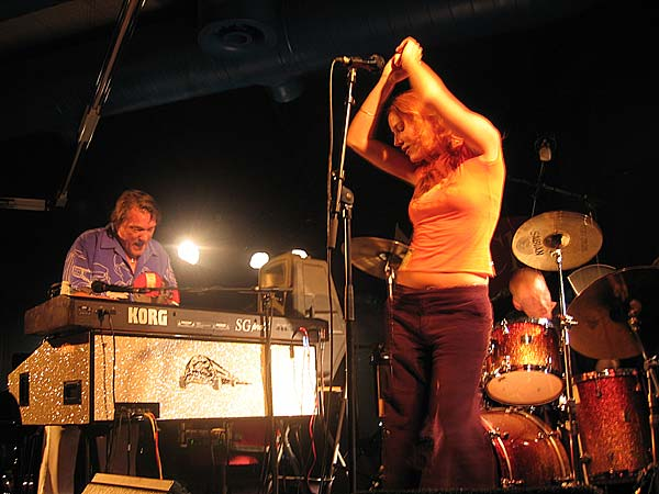 Montreux Jazz Festival 2003: Brian Auger, July 9, Montreux Jazz Club
