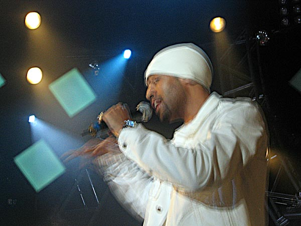 Montreux Jazz Festival 2003: Craig David, July 10, Auditorium Stravinski