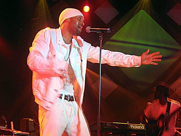 Montreux Jazz Festival 2003: Craig David, July 10, Auditorium Stravinski