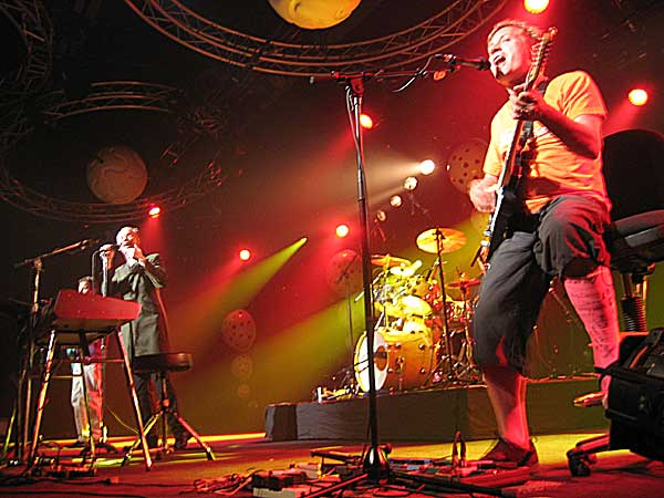 Montreux Jazz Festival 2003: Joe Jackson Band, July 15, Miles Davis Hall