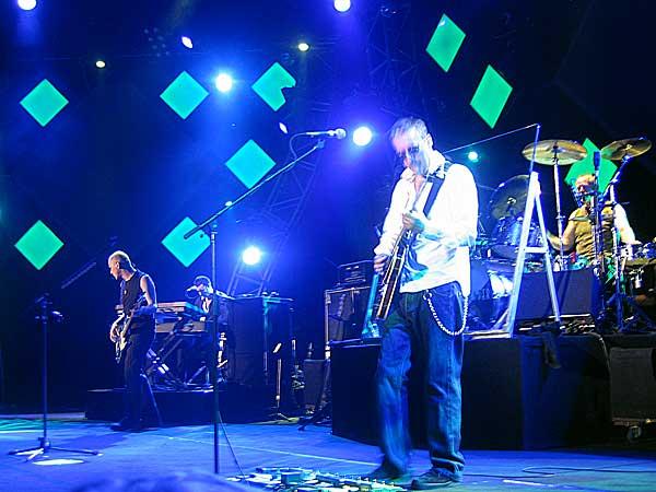 Montreux Jazz Festival 2003: The Pretenders, July 19, Auditorium Stravinski