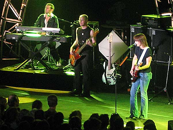 Montreux Jazz Festival 2003: The Pretenders, July 19, Auditorium Stravinski