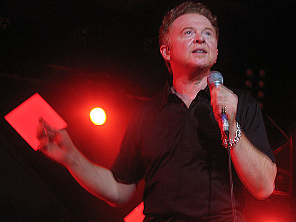Montreux Jazz Festival 2003: Simply Red, July 15, Auditorium Stravinski