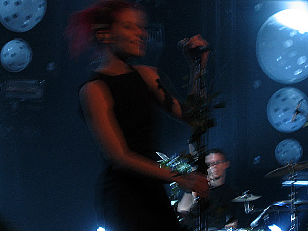 Montreux Jazz Festival 2003: Zorg, July 10, Miles Davis Hall