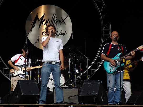 Montreux Jazz Festival 2004: Feed Back, July 2, Parc Vernex