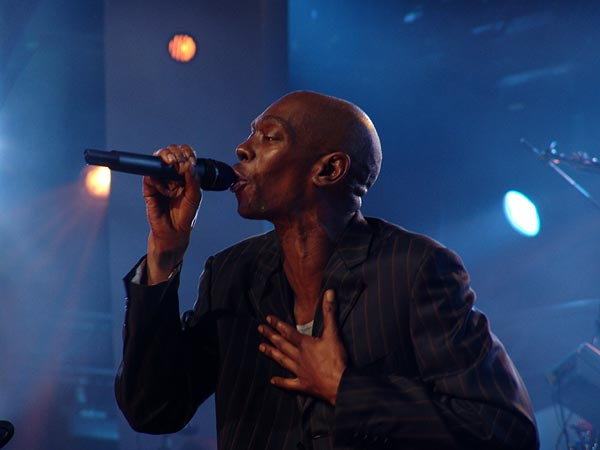 Montreux Jazz Festival 2004: Faithless, July 2, Auditorium Stravinski