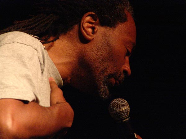 Montreux Jazz Festival 2004: Bobby McFerrin, July 3, Casino Barrière