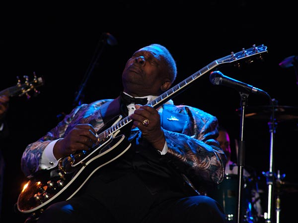 Montreux Jazz Festival 2004: B.B. King, July 6, Auditorium Stravinski