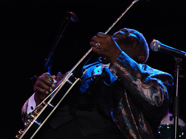 Montreux Jazz Festival 2004: B.B. King, July 6, Auditorium Stravinski
