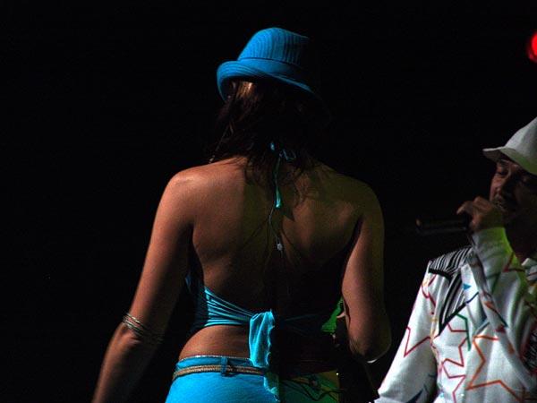 Montreux Jazz Festival 2004: Sens Unik, July 7, Miles Davis Hall