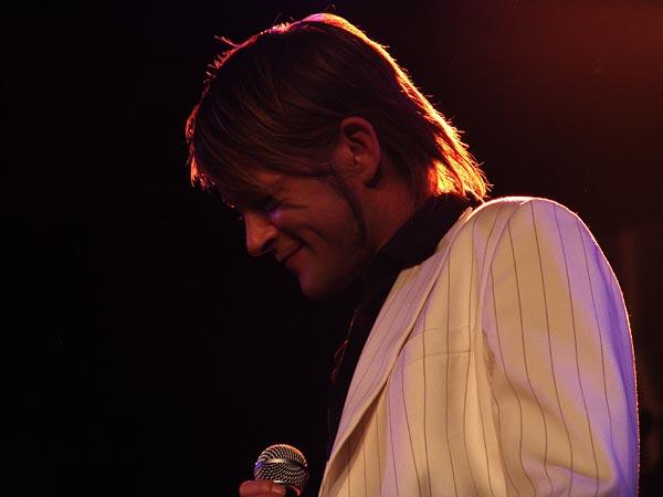Montreux Jazz Festival 2004: Michael von der Heide, Hommage à Edith Piaf, July 11, Casino Barrière