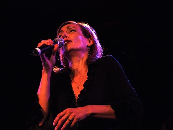 Montreux Jazz Festival 2004: Ute Lemper, Hommage à Edith Piaf, July 11, Casino Barrière