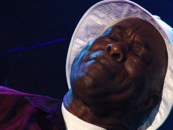 Montreux Jazz Festival 2004: Buddy Guy, July 12, Auditorium Stravinski