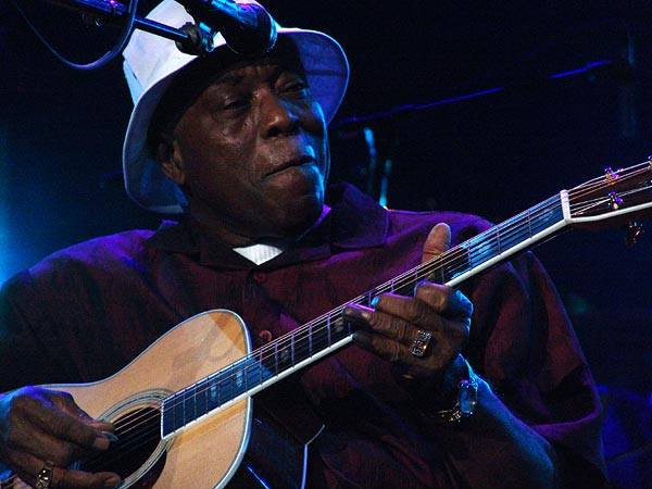 Montreux Jazz Festival 2004: Buddy Guy, July 12, Auditorium Stravinski