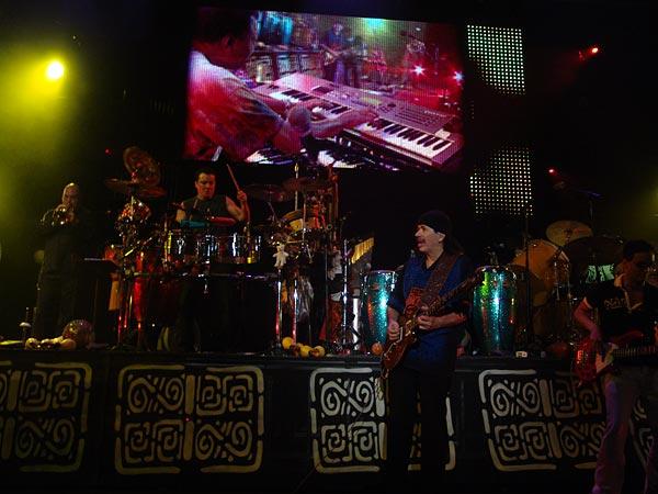 Montreux Jazz Festival 2004: Santana, July 13, Auditorium Stravinski
