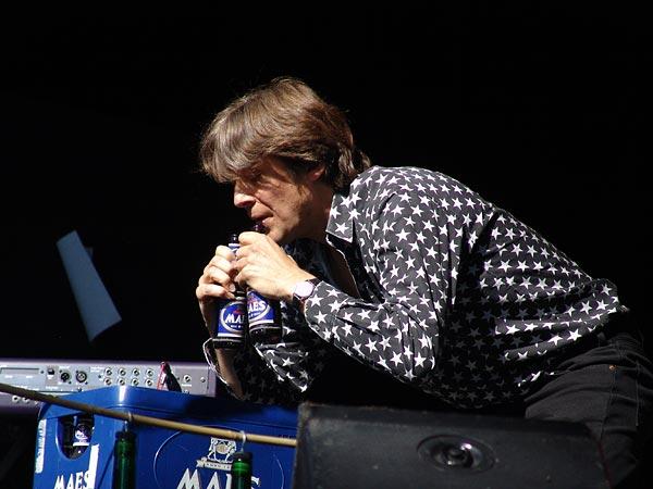 Montreux Jazz Festival 2004: Max Vandervorst Trio Pata, July 14, Parc Vernex
