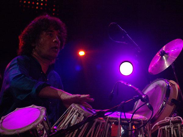 Montreux Jazz Festival 2004: John McLaughlin & Shakti, July 14, Auditorium Stravinski