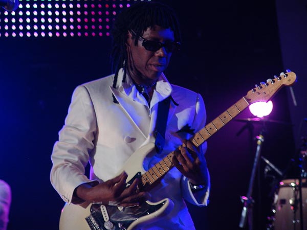 Montreux Jazz Festival 2004: Nile Rodgers & Chic, July 17, Auditorium Stravinski