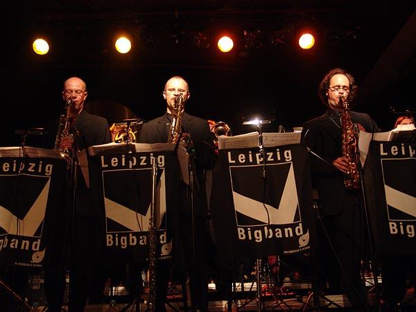 Montreux Jazz Festival 2004: Nina Hagen & Leipzig Big Band, July 17, Casino Barrière