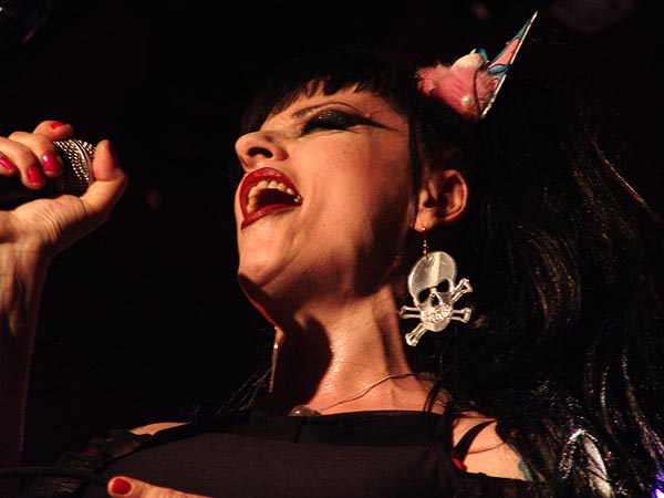 Montreux Jazz Festival 2004: Nina Hagen & Leipzig Big Band, July 17, Casino Barrière