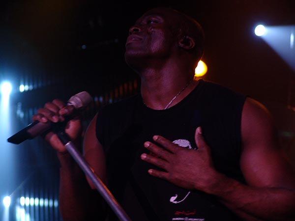 Montreux Jazz Festival 2004: Seal, July 17, Auditorium Stravinski