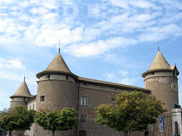Morges: le Château.