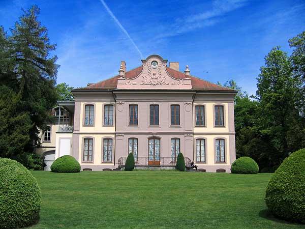 Lausanne: le Musée de l'Elysée.
