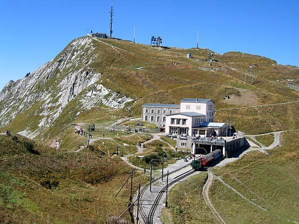 suisse rocher de naye