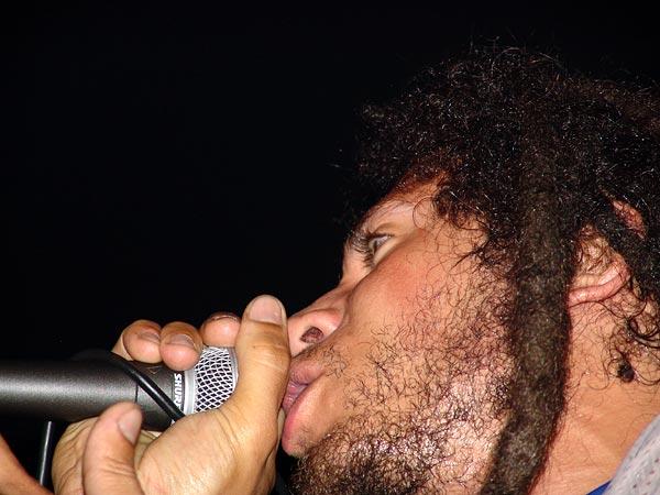 Kandyss, Burning Tour (soirée de soutien au Nouveau-Monde de Fribourg), Ned - Montreux Music Club, vendredi 4 juin 2004.