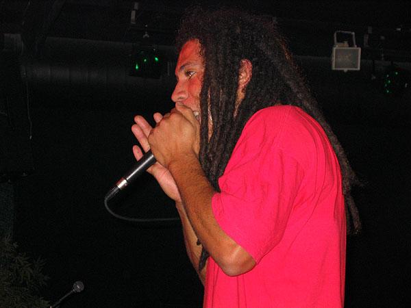 Kandyss, Ned - Montreux Music Club, vendredi 3 octobre 2003.