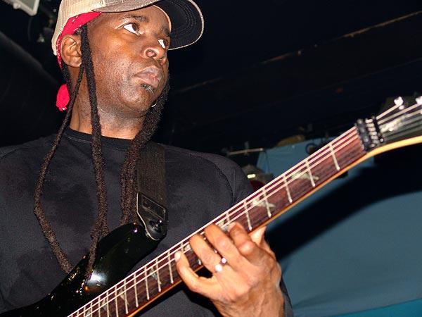 Vernon Reid (Living Colour), Ned - Montreux Music Club, vendredi 5 novembre 2004.