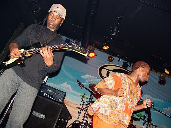 Living Colour Night, Ned - Montreux Music Club, vendredi 5 novembre 2004.