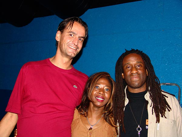 Living Colour Night, Ned - Montreux Music Club, vendredi 5 novembre 2004.