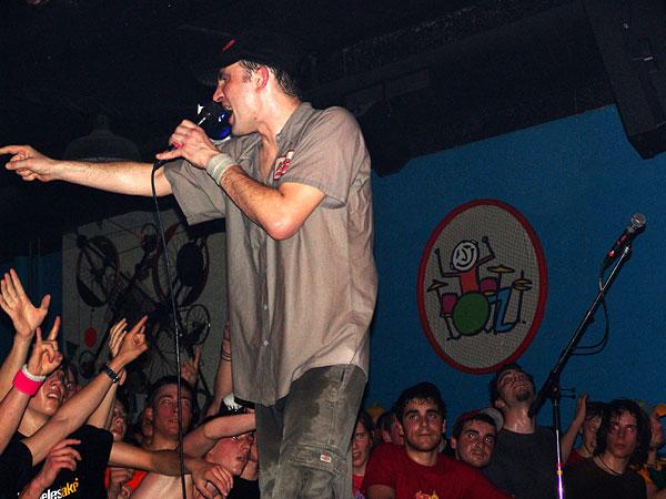 La Ruda, Ned - Montreux Music Club, vendredi 23 avril 2004