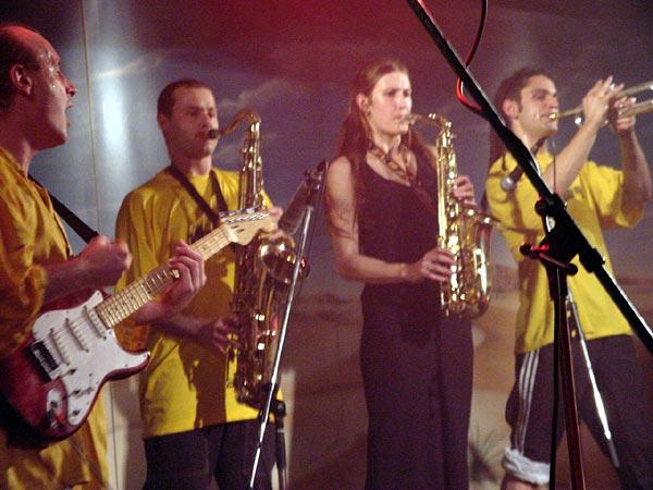 Sinsemilia, Ned - Montreux Music Club, samedi 18 mai 2002