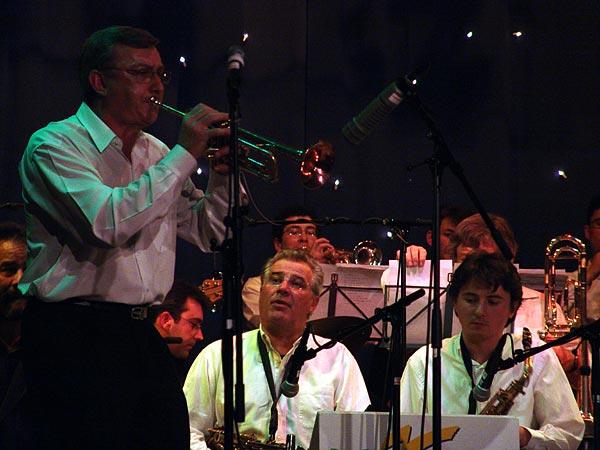 Nuits du Jazz 2004: Big Band de Voiron-Grenoble.
