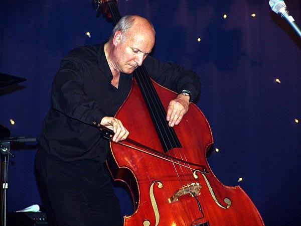 Nuits du Jazz 2004: André Wentzo.