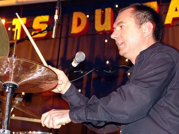 Nuits du Jazz 2004: Lionel Grivet (André Wentzo Trio).