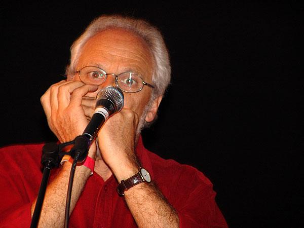 Nuits du Jazz 2004: pendant la jam session.