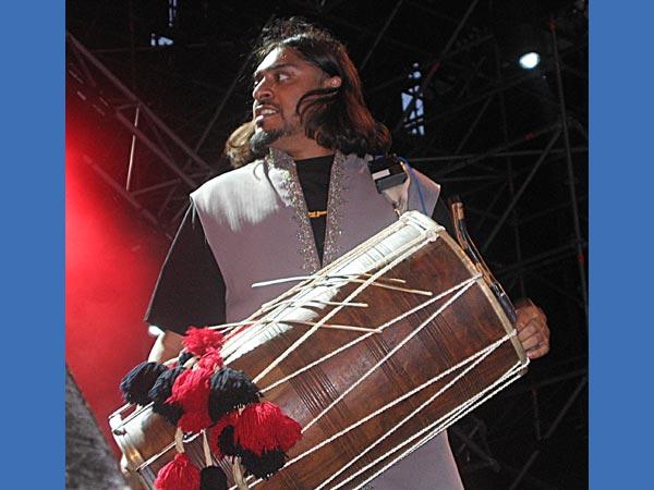 Paléo Festival 2003: Asian Dub Foundation, July 22, Grande Scène