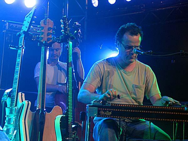 Paléo Festival 2003: Calexico, July 23, Chapiteau