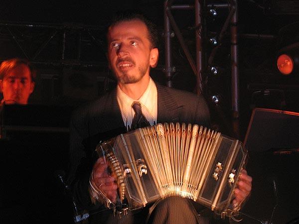 Paléo Festival 2003: Gotan Project, July 27, Chapiteau