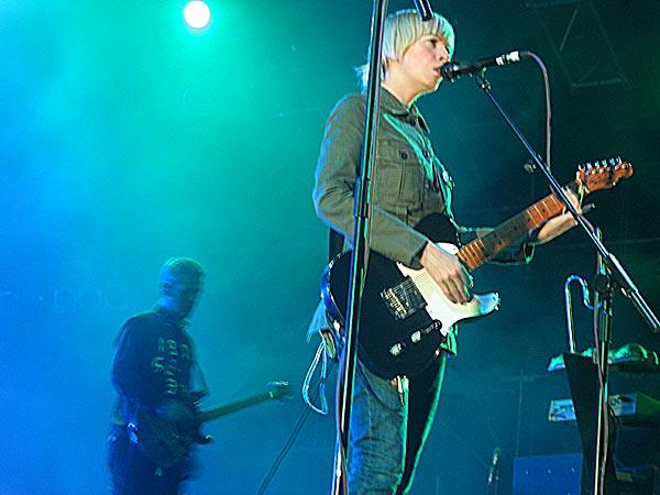 Paléo Festival 2003: Massive Attack, July 22, Grande Scène