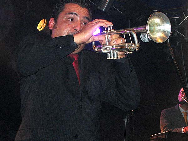 Paléo Festival 2003: Roy Paci, July 27, Club Tent