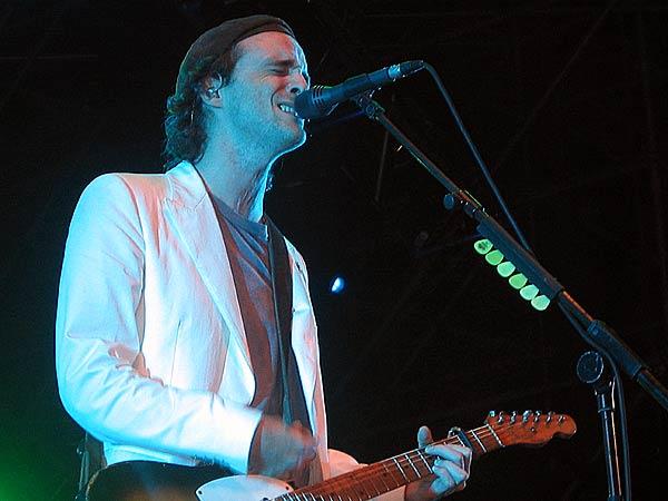 Paléo Festival 2003: Travis, July 25, Grande Scène