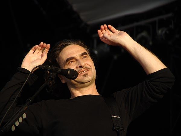 Paléo Festival 2004: Stephan Eicher, July 25, Grande Scène